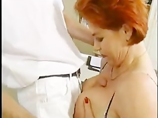 doctor fucking kira red