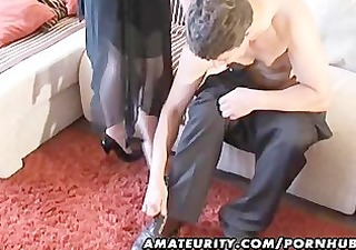 busty amateur mother i sucks and fucks with cum