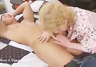 large wazoo germen granny fucked