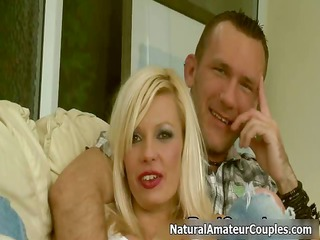 busty blonde wench acquires horny showing part8